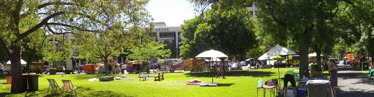 Hindmarsh Square – 21 December 2012