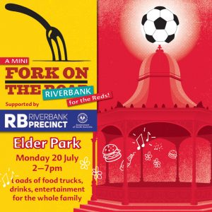 Monday Mini-Fork on the Riverbank – 20 July 2015