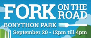 Fork on Bonython Park – September 20