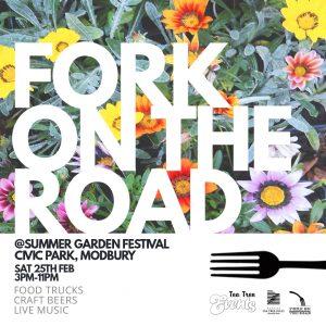 Fork at Summer Garden Festival