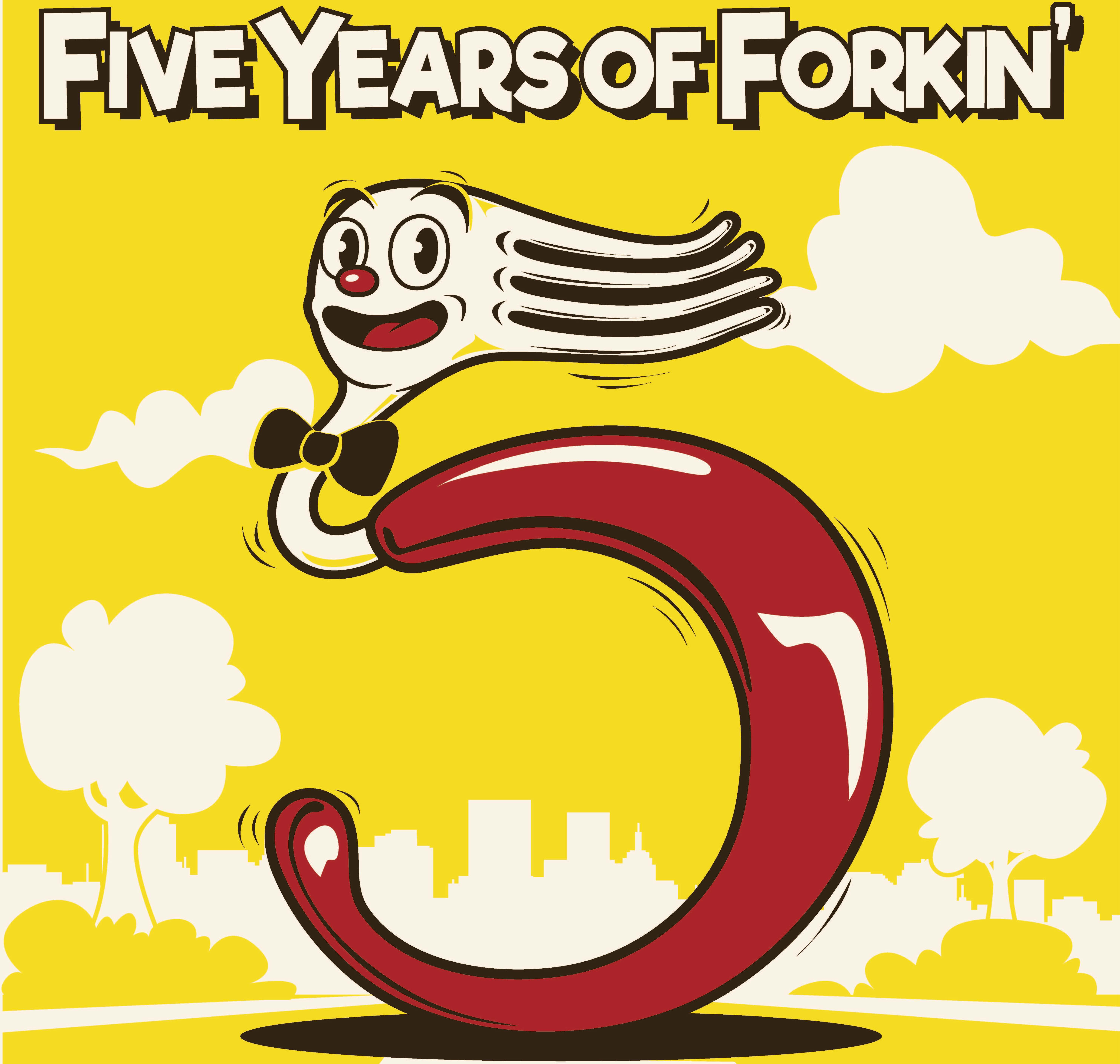 All Night Prong – 5 Years of Forkin'