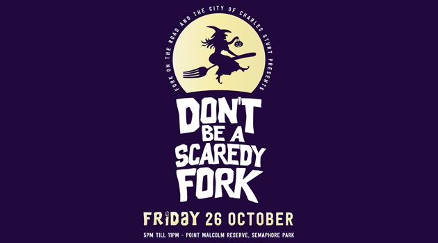 Don't be a Scaredy Fork!