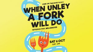 When Unley a Fork will do!