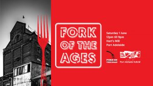 Fork of the Ages