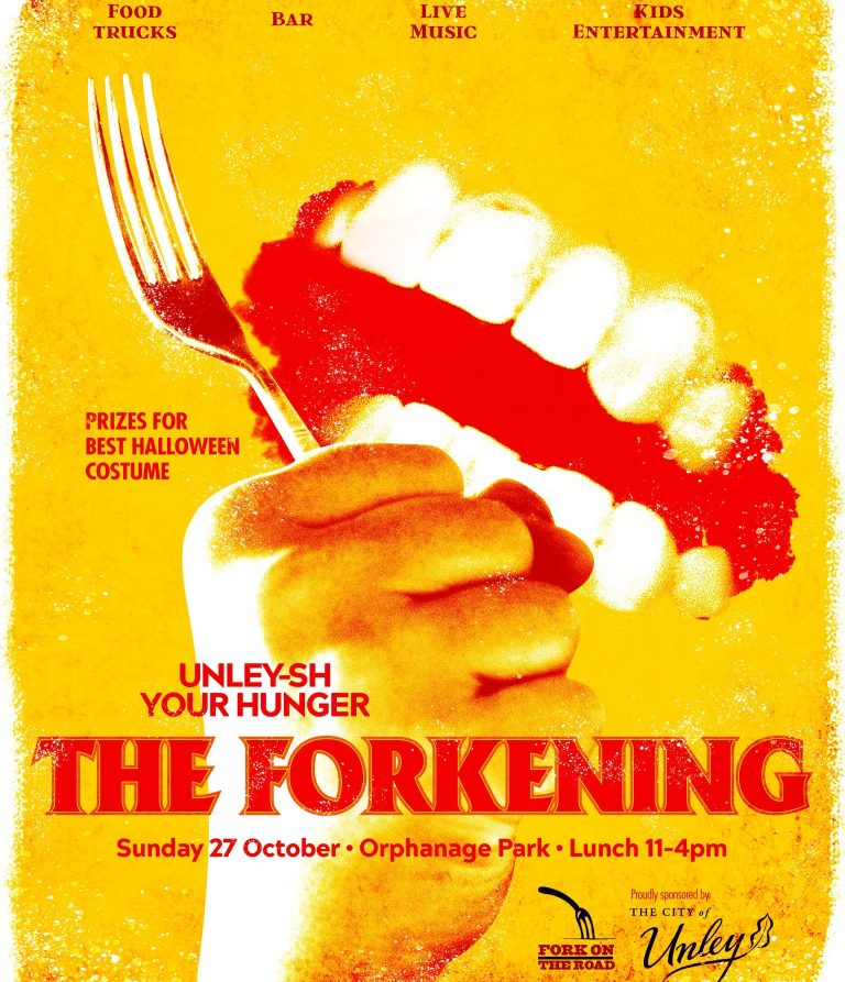 The Forkerking: Unley-sh Your Hunger!