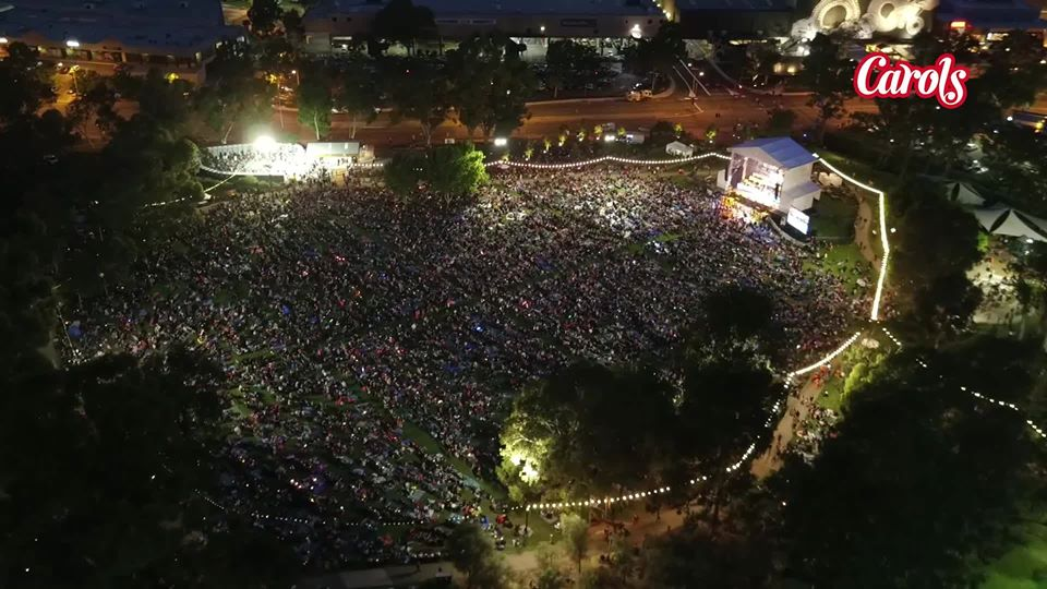 Civic Park Carols 2019