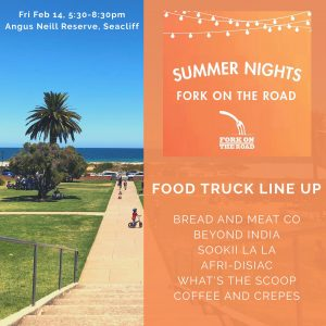 Summer Nights Fork on the Road 2020