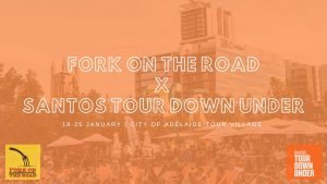 Fork on the Road X Santos Tour Down Under 2020