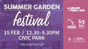 Summer Garden Festival 2020