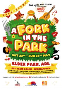 Fork on the Road: A Fork in The Park