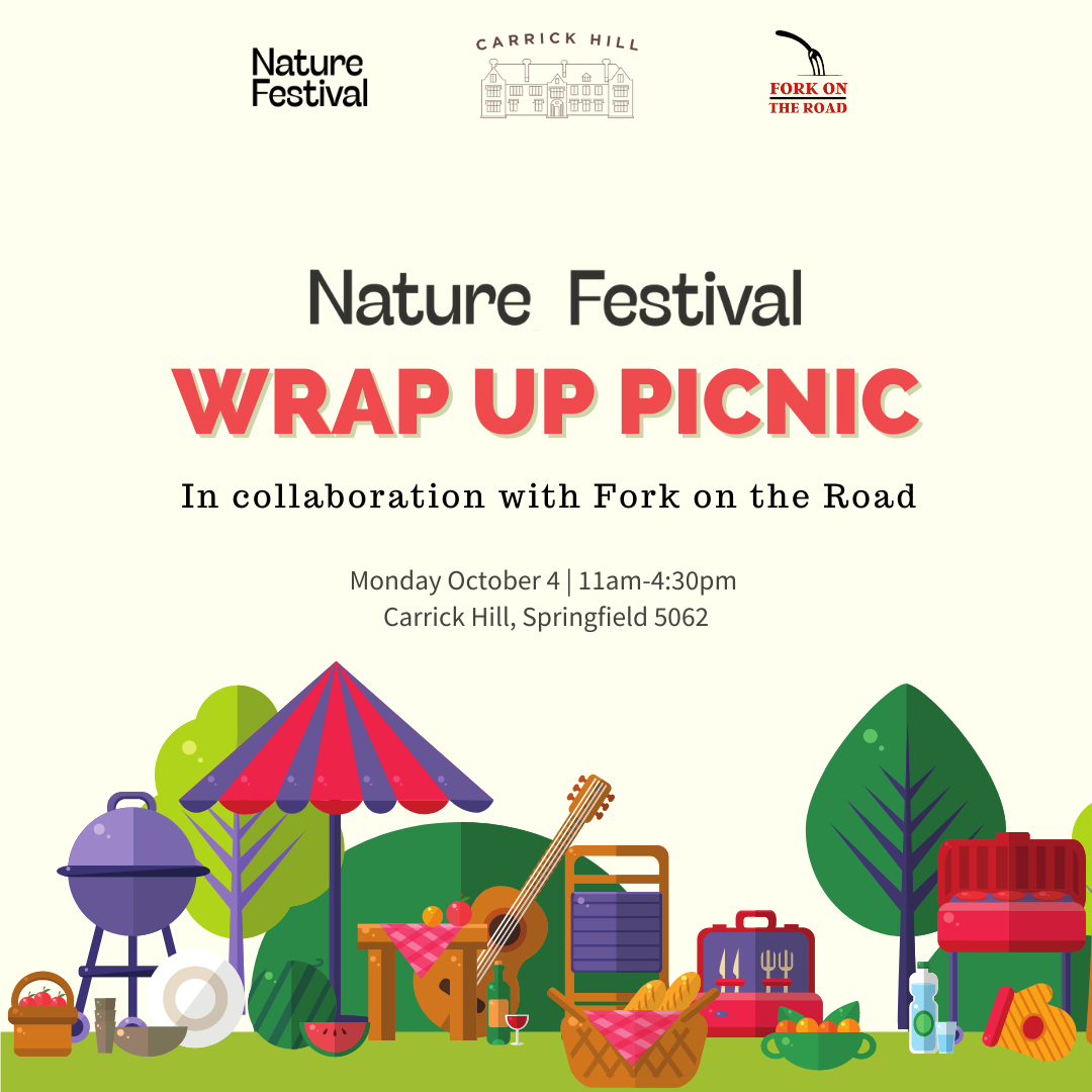 Nature Festival Wrap up Picnic in Collaboration with Fork on the Road